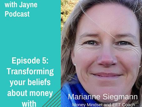 Podcast: Episode 5- Interview with Marianne Siegmann