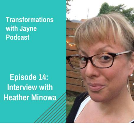 Episode 14: Interview with Heather Minowa