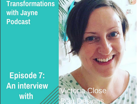 Podcast: Episode 7- Interview with Victoria Close