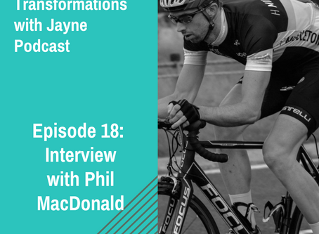 Episode 18: Interview with Phil MacDonald