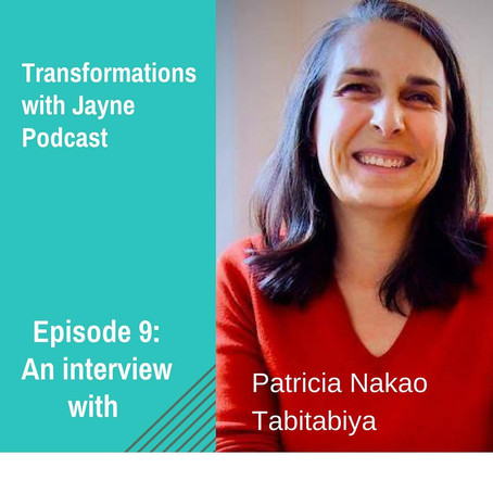 Podcast: Episode 9- Interview with Patricia Nakao