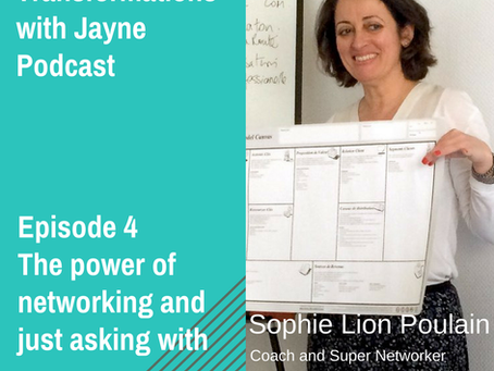 Podcast: Episode 4- Interview with Sophie Lion Poulain