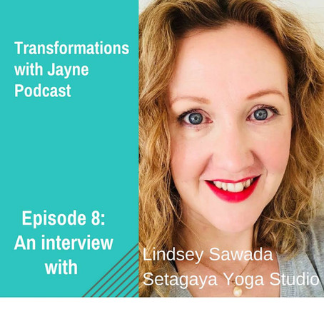 Podcast: Episode 8- Interview with Lindsey Sawada
