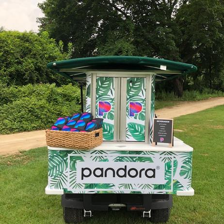Pandora Golf Cart
