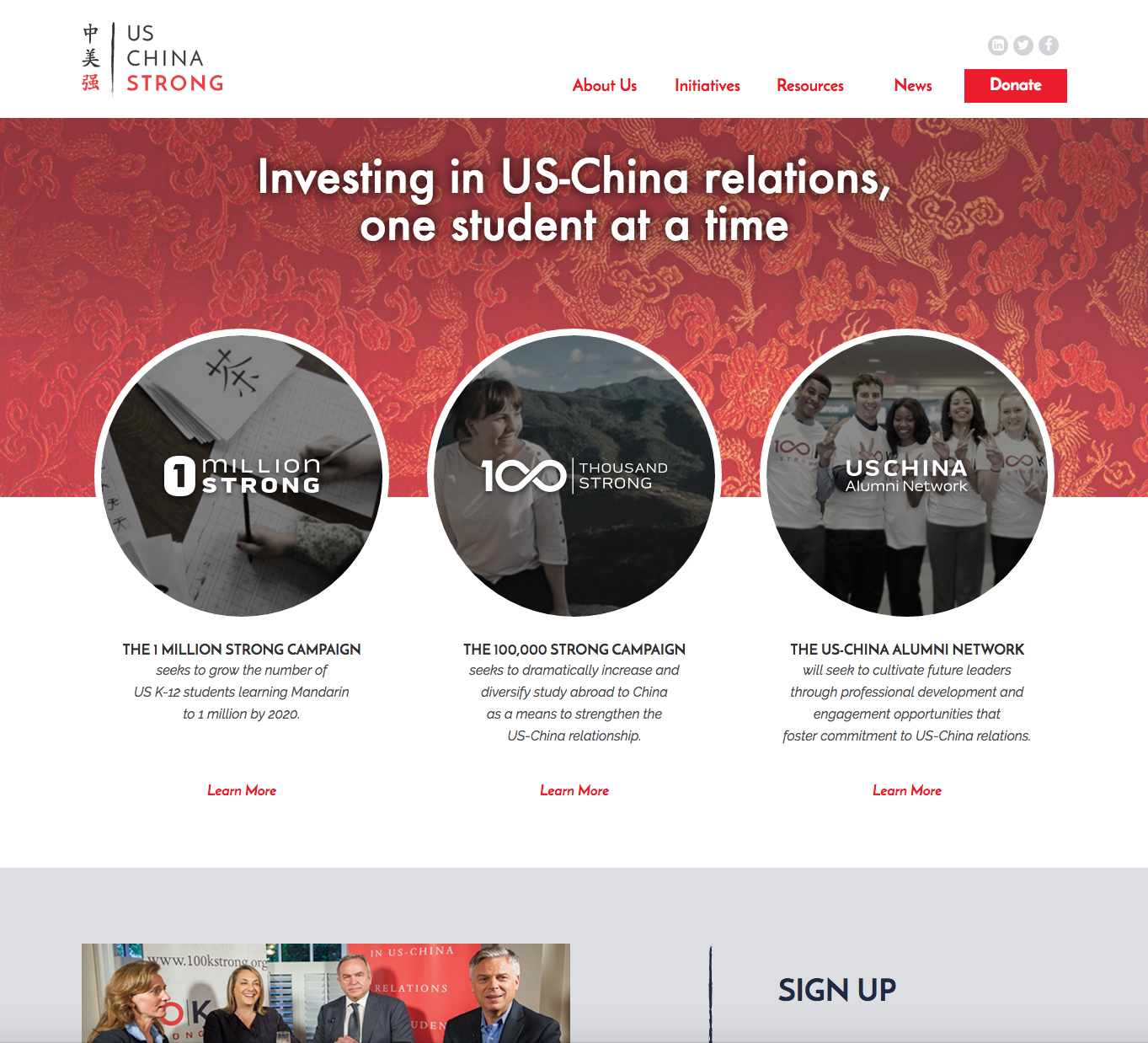 US China After