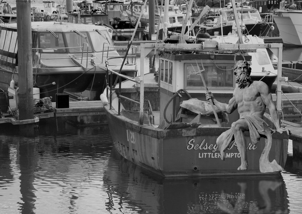Poseidon | God of The Sea