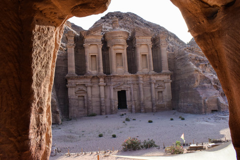 Petra, Monestary
