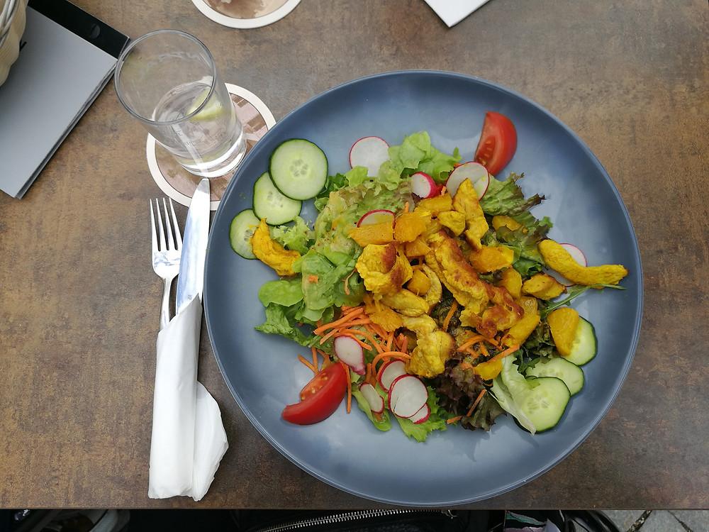Zentral Salad