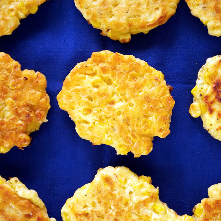 Corn Fritters: Quick and Savoury Snack