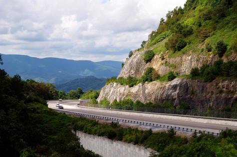 North Carolina   Open Road