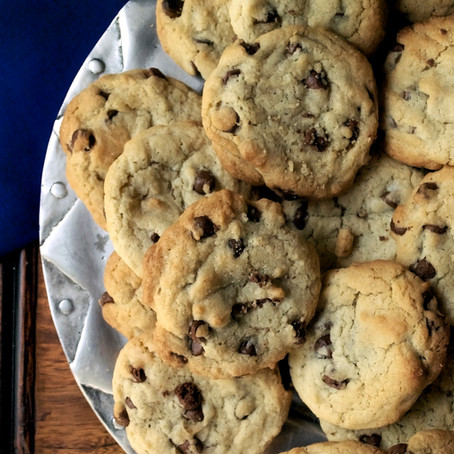 McColl's Best-Ever Thick Chocolate Chip cookies