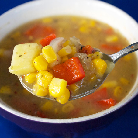 The Comfort of Corn Chowder