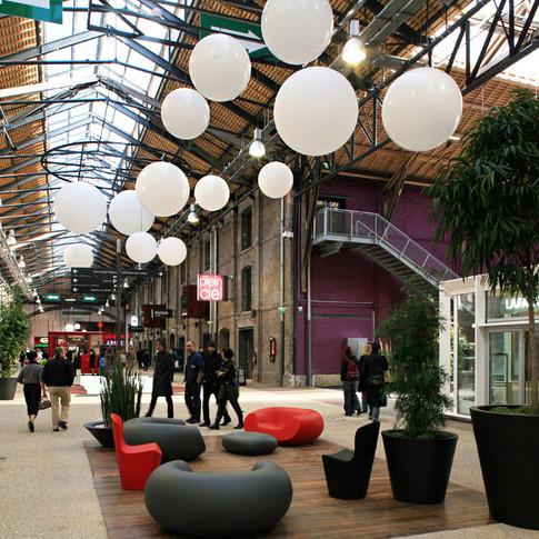 Docks Vauban - le Havre