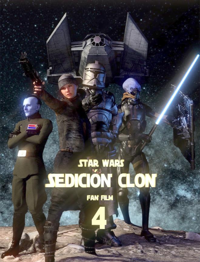 Sedición Clon 4 (2019)