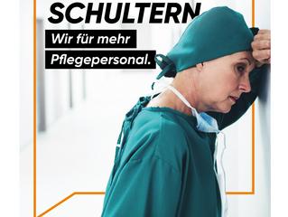 """Colin Kraft: """"Keine Ausreden mehr!"""" Mehr Personal in Krankenhäusern und Altenheimen"""