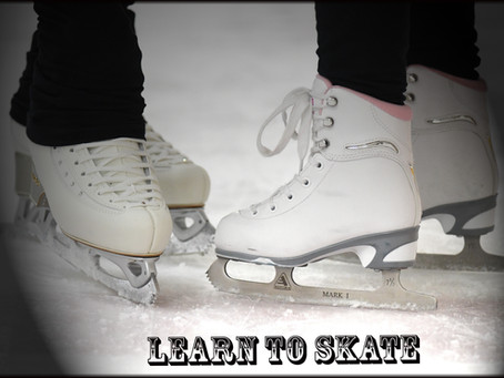 Learning to skate: a photo essay