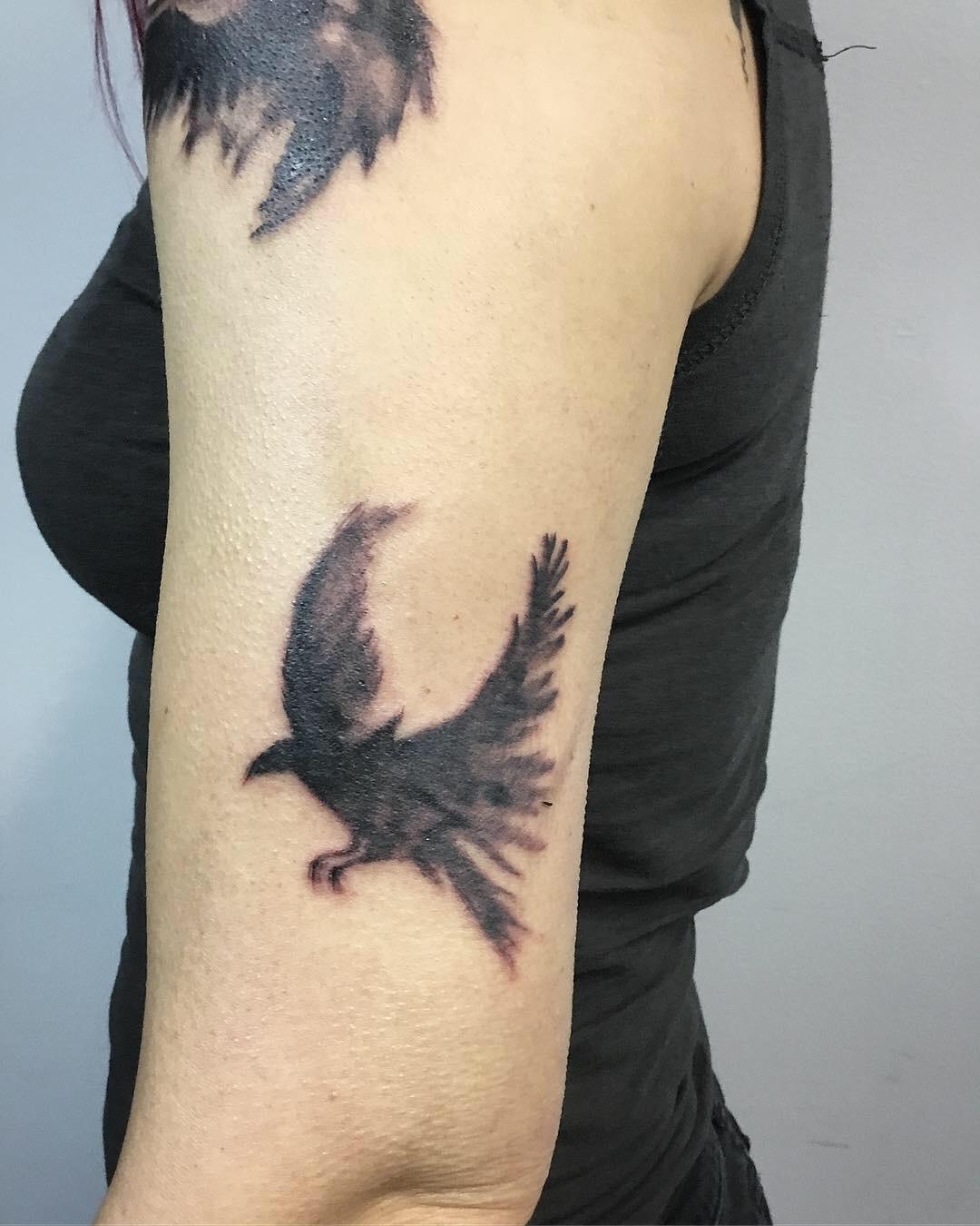 Jen's crows