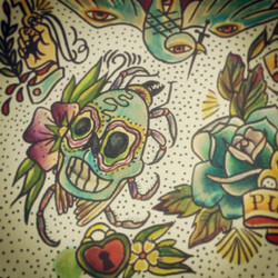 #Tattoo #flash