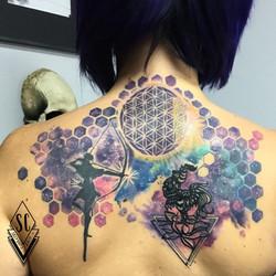 Melissa Backpiece