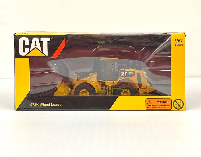 TR 1/87 Caterpillar 966K Wheel Loader