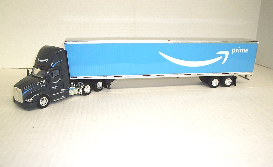 1/53 Kenworth T680 Daycab 53' Dry Van, Amazon Prime