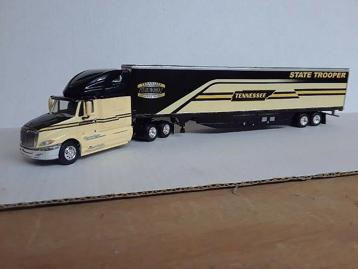 1/53 Tennessee State Trooper Edition W/ Sleeper W/ Van