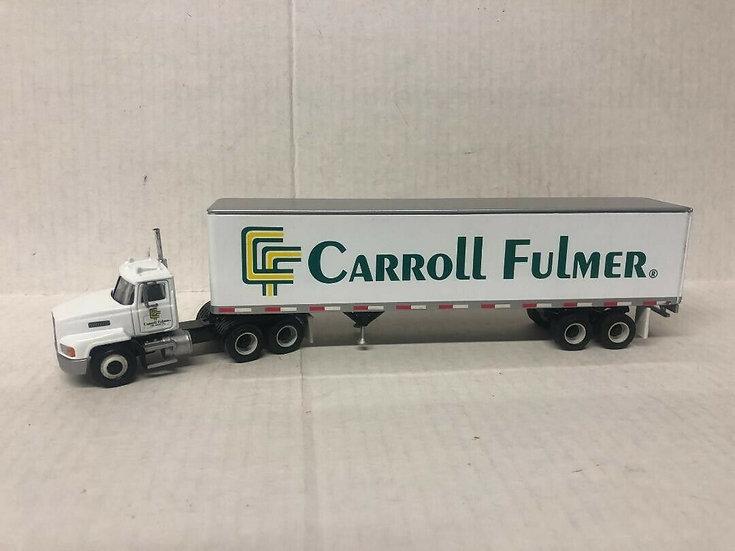 1/64 Mack CH W/ Dry Van, Carrol Fulmer