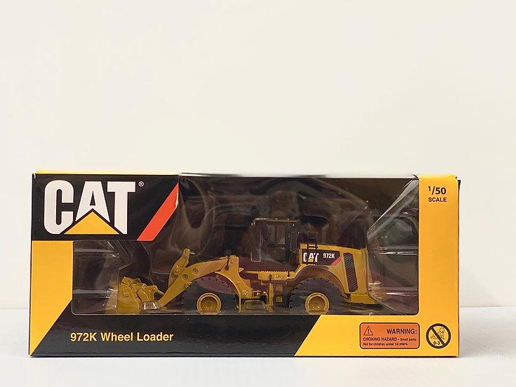 TR 1/50 Caterpillar 972K Wheel Loader