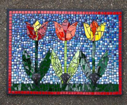 Tulip & Hearts