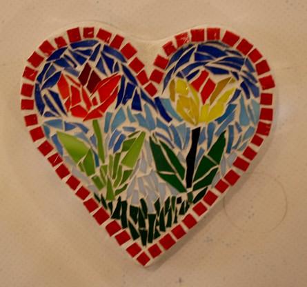 Tulips & Hearts