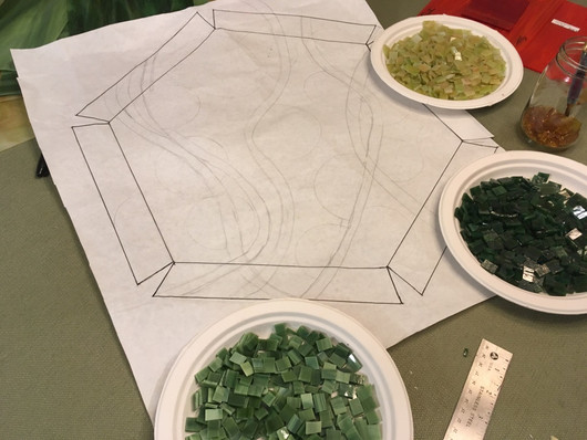Leaf Table Layout