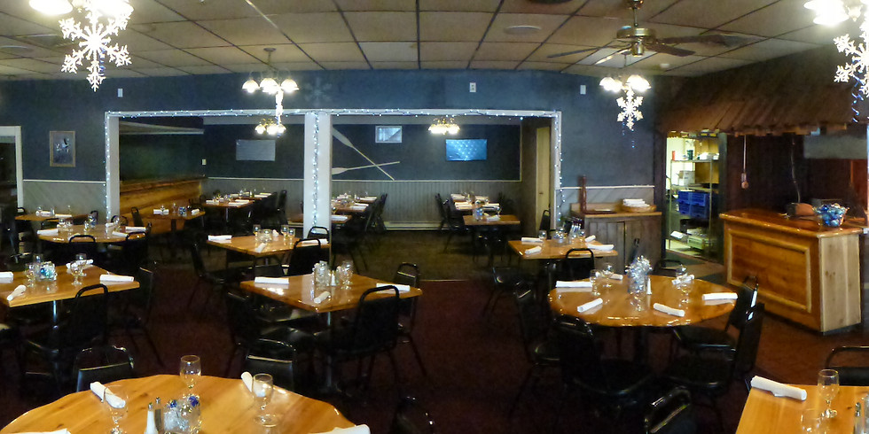 Have a Christmas Party at The Otter