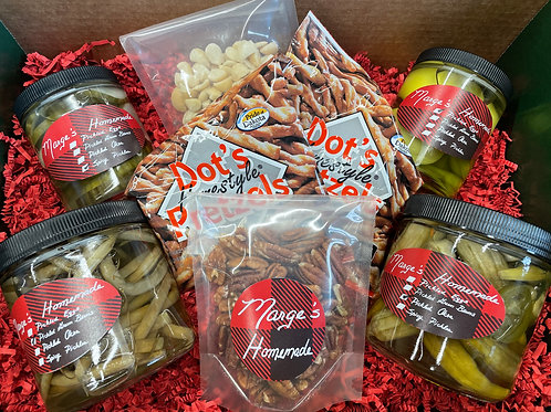 Marge's Holiday Pickle Box - Pre-order