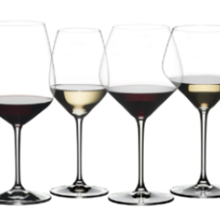 Riedel Wine Tasting