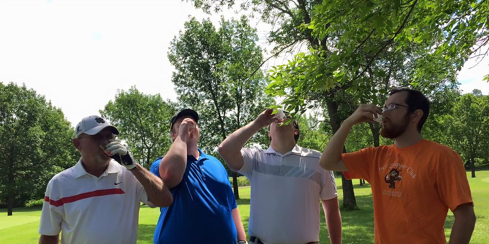 The Otter's 18th Annual Golf Tournament