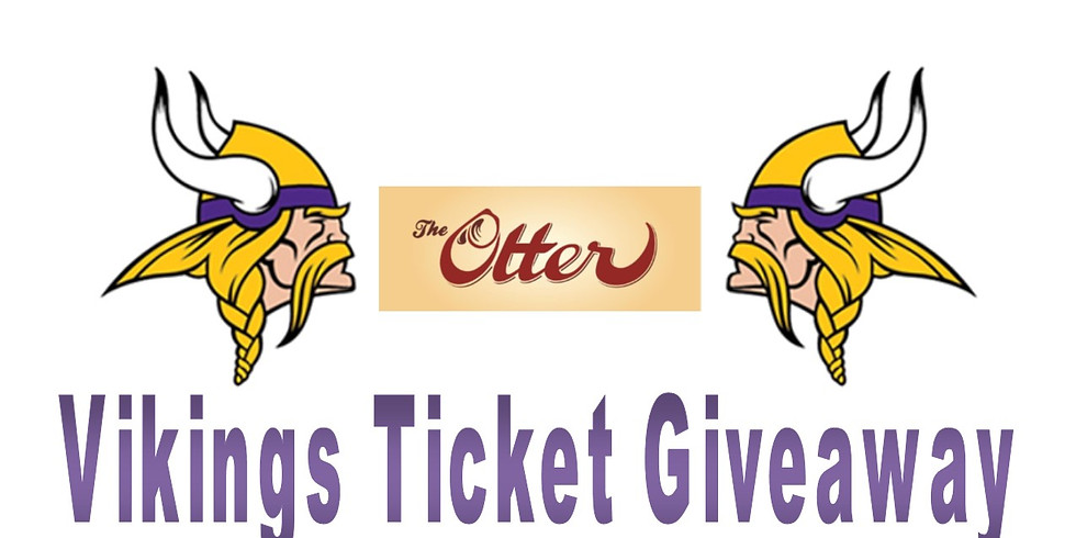 Vikings Ticket Giveaway and Watch Party