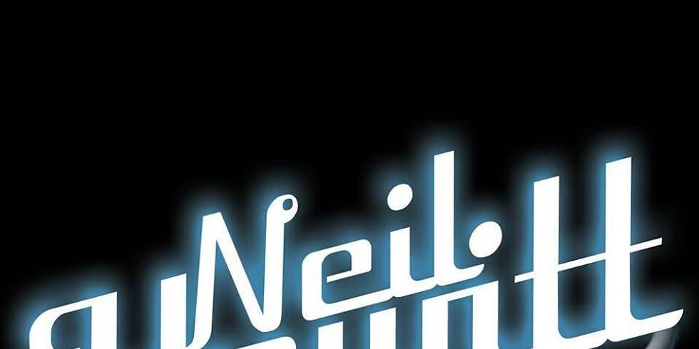 Neil Hewitt on The Patio