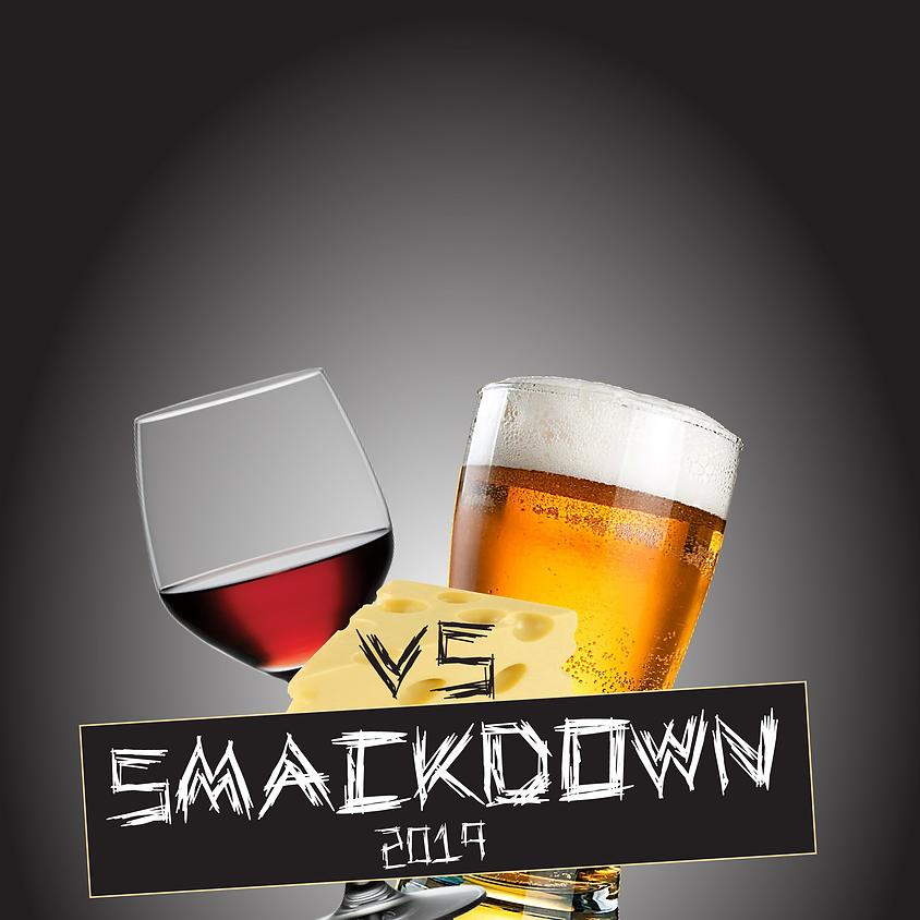 Beer vs. Wine Smackdown 2019