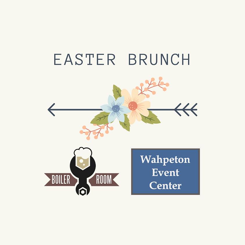Easter Brunch at Wahpeton Event Center