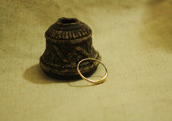 טבעת אוצר חבוי