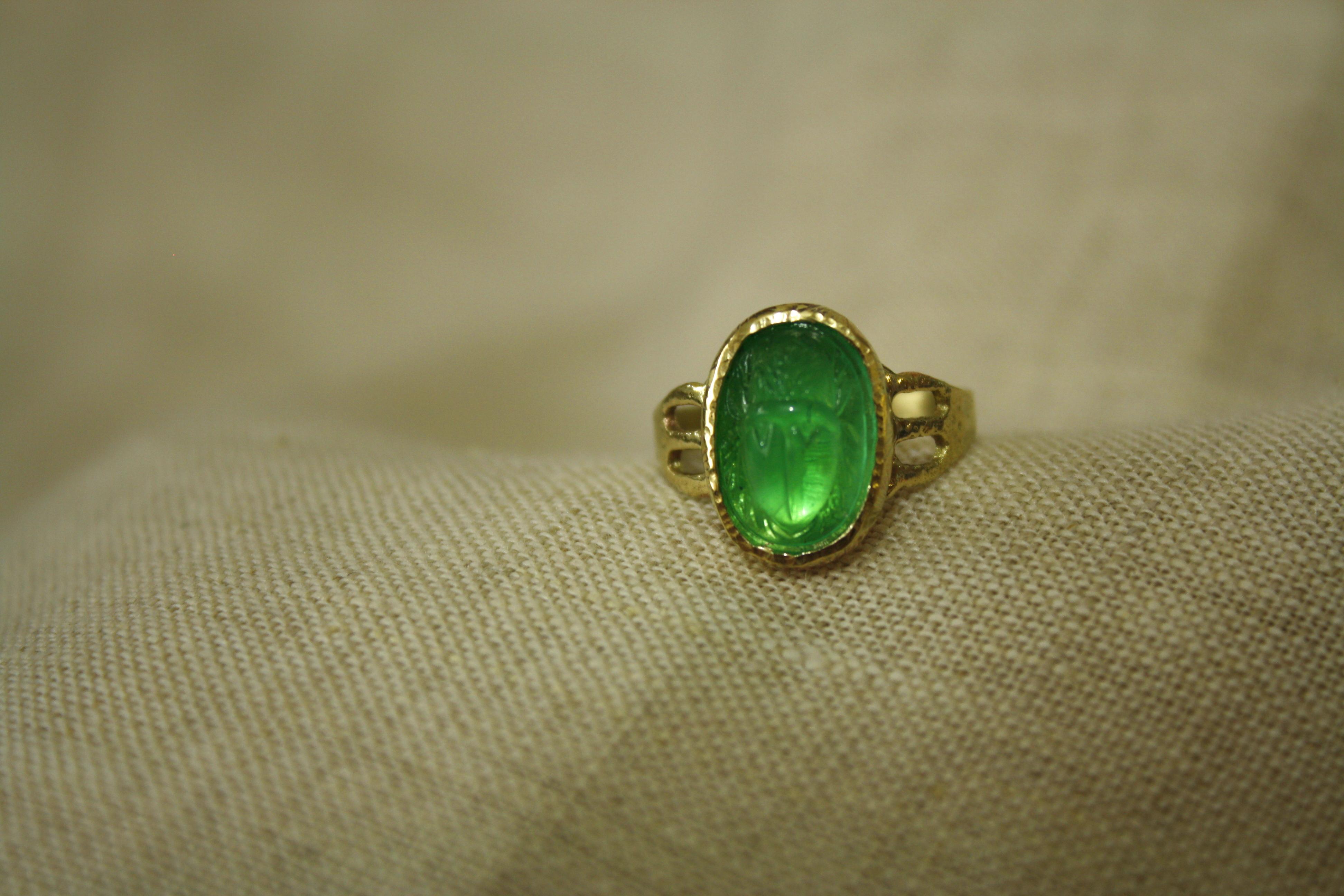 טבעת חרפושית קני הסוף