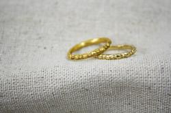 טבעת אלף לילה זהב
