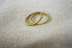 טבעת בית לחם זהב
