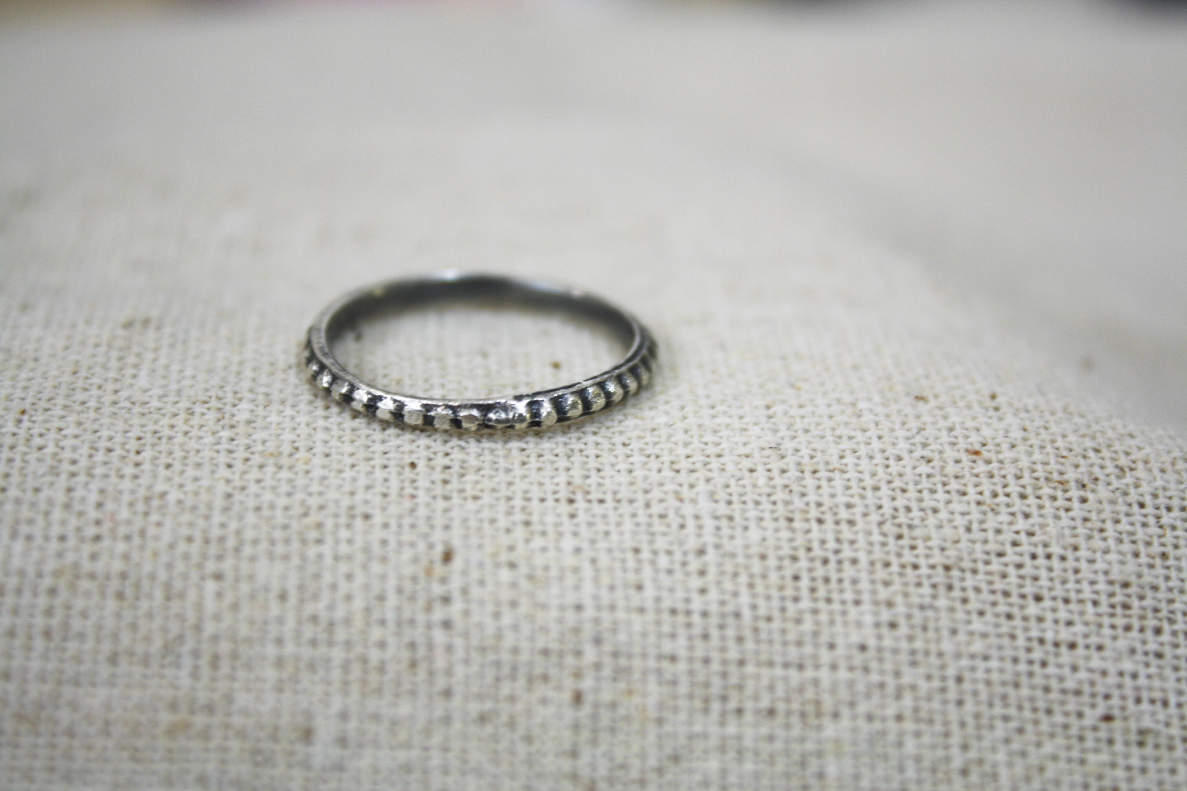 טבעת נסיכה פרסית כסף