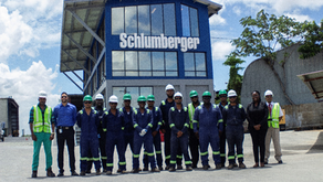 Schlumberger Hires 12 Guyanese for Oilfield Operations from the Most Recent TOTALTEC Academy Program