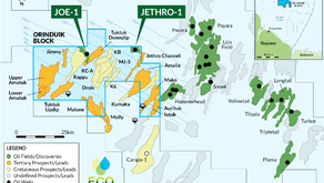 ECO RELEASES POSITIVE OPERATIONAL OUTLOOK FOR OFFSHORE GUYANA