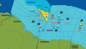 Apache plans exploration well offshore Suriname for mid-2019