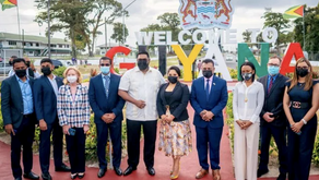 'National Beautification Project' a Key Part of Guyana's Future