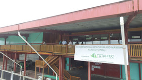 TOTALTEC launches first International Petroleum Academy in Guyana.