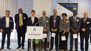 Ministers Speak at Investor Event in Houston, Texas to Open Doors to Opportunities in Guyana